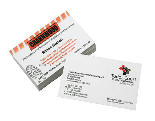 Uk business stationery printing services flexpress leicester business cards reheart Image collections