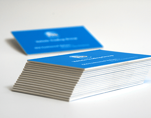 Extra thick designer business card printing services flexpress images video the extra thick business card reheart Images
