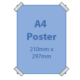 A4 Poster
