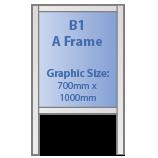 B1 A Frame